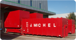 container logistieke sector